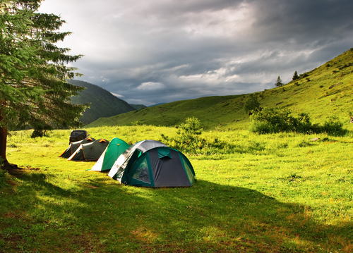 camping in filnad